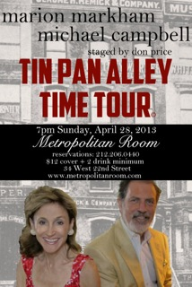 Tin Pan Alley Time Tour